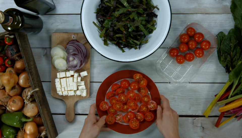 Zlepšovák: Krájajte paradajky ako profík