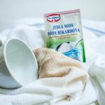 Ako prať ekologicky, aby prádlo nezašedlo