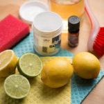 Domáce čistiace prostriedky