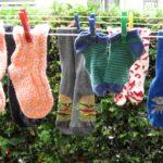 Manuál, ako doma nestrácať ponožky