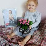 Domáca dekorácia, ktorá nám pripomenie vývoj nášho dieťaťa