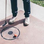 Minigolf je ideálny šport pre celú rodinu
