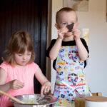 Detské dvojchodové menu