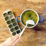Zdravý trik: Mrazené bylinkové kocky