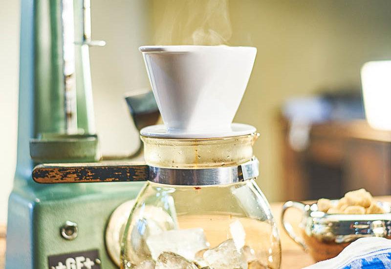Káva pomáha ku šťastiu. Nielen tá studená vlete