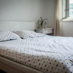 Spálňa bez baktérií