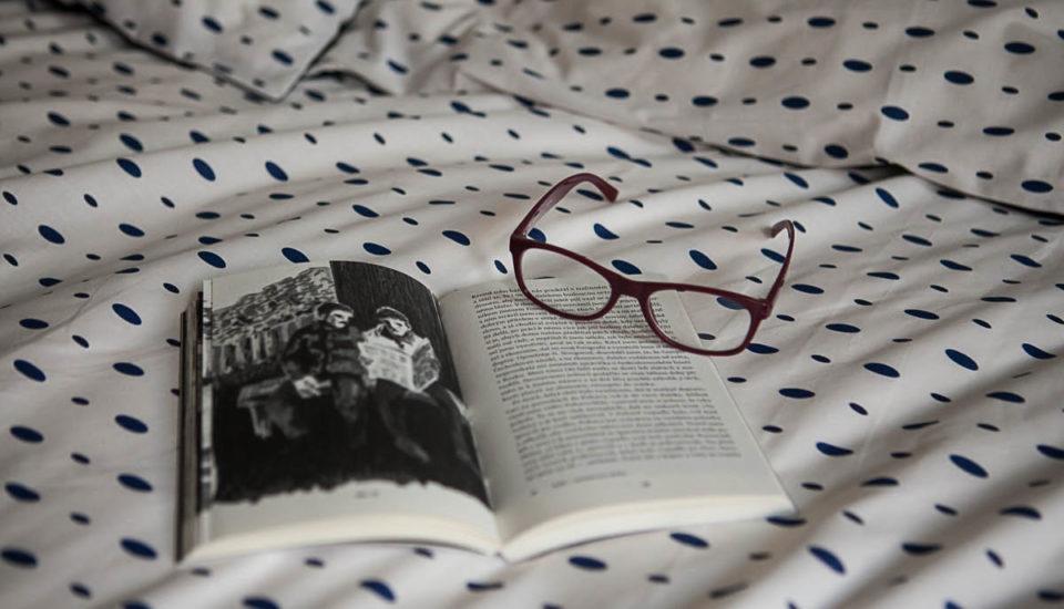 Ako čítať vposteli anepokaziť si oči