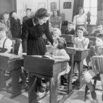 Deväťročná školská dochádzka je pomerne nová vec