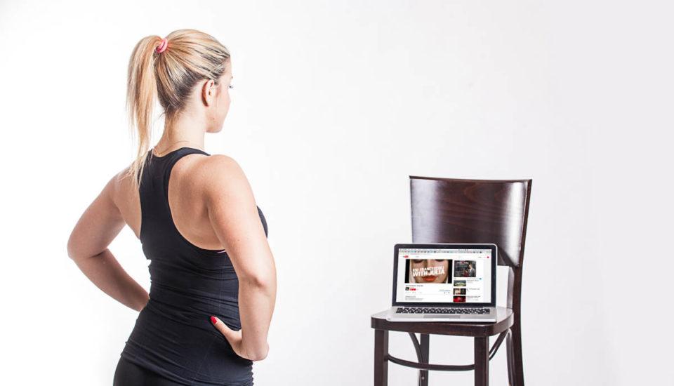 Cvičenie podľa YouTube alebo Ako zvoliť najvhodnejšie lekcie
