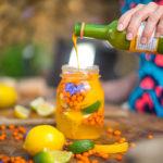 Nové vitamínové vody