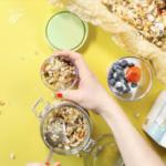 Zdravý trik: zdravá domáca granola