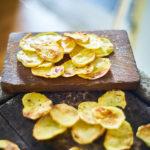 Najzdravšie zemiakové čipsy