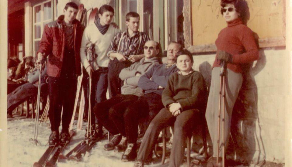 Pozrite sa, ako sa naši predkovia obliekali na lyžovačku
