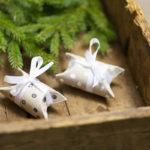 Štýlové škatuľky na malé darčeky