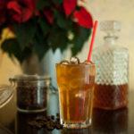 Vzájomné pôsobenie kávy aalkoholu vcafé toniku