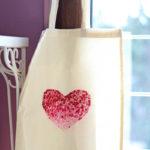 Valentínska taška