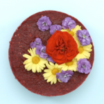Hit sezóny: Kvetinová raw torta