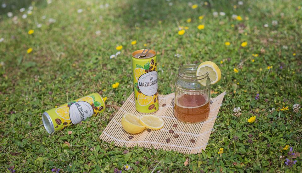 Hitom tohto leta je kávová limonáda Mazagrande
