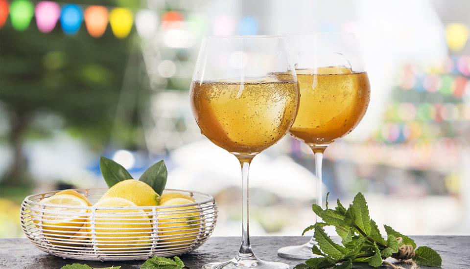 Letné drinky zMazagrande