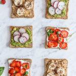 Vaše nové obľúbené toastové kombinácie