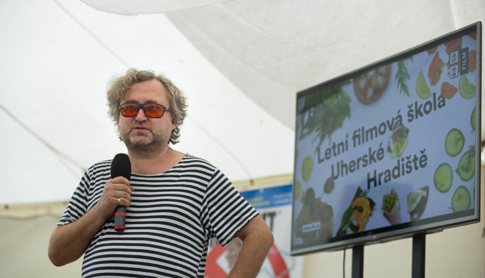 S Janom Hřebejkom ogurmánstve vo filme agastronómii