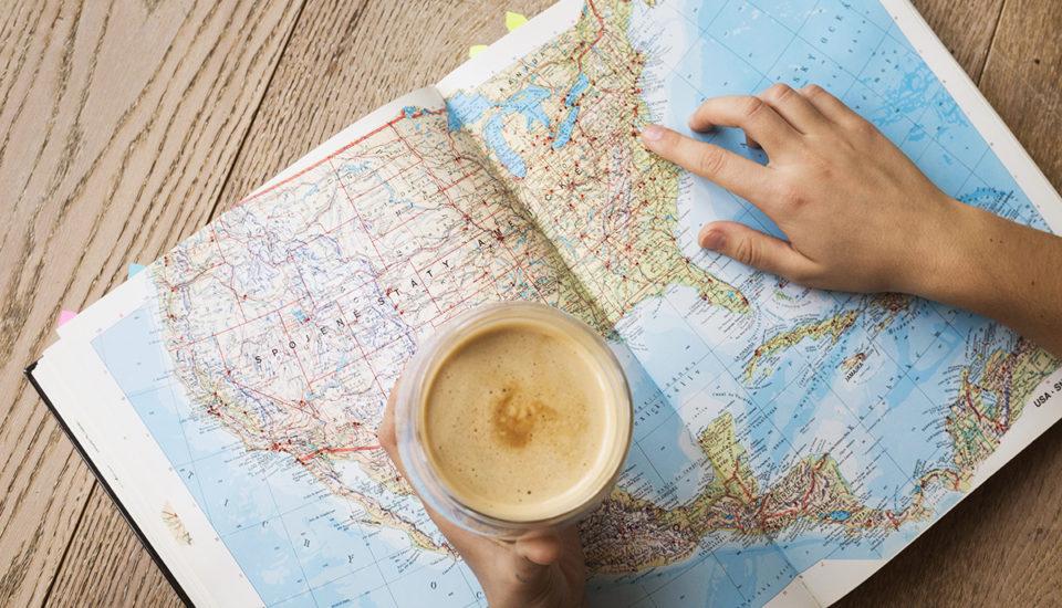 Iný kraj, iný mrav. Ako sa pije káva vo svete?