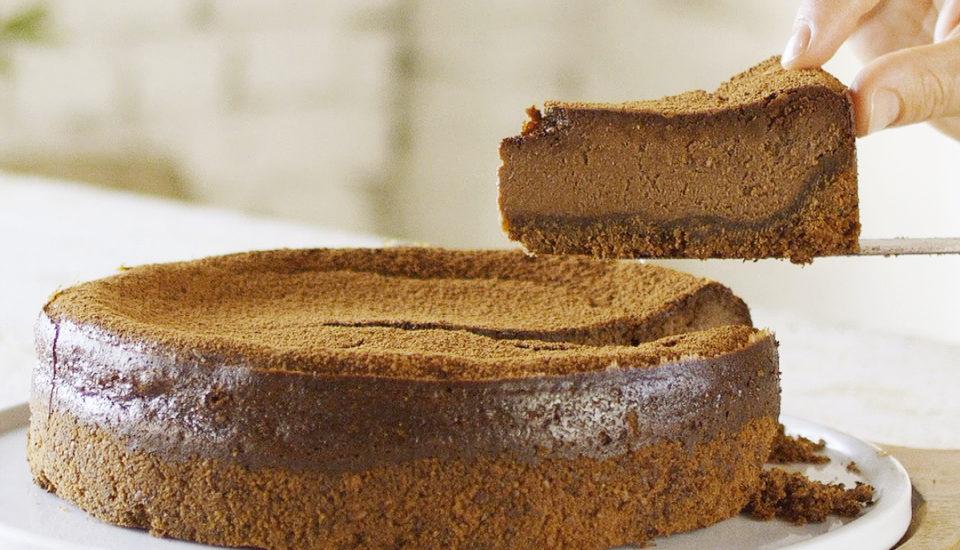 Oslava kávy: Pochutnajte si na kávovom cheesecaku