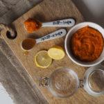 Vyrobte si výživnú arozjasňujúcu tekvicovú pleťovú masku