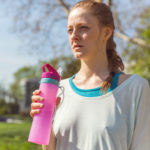 Čo piť, keď idete cvičiť?