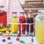 3 netradičné domáce limonády