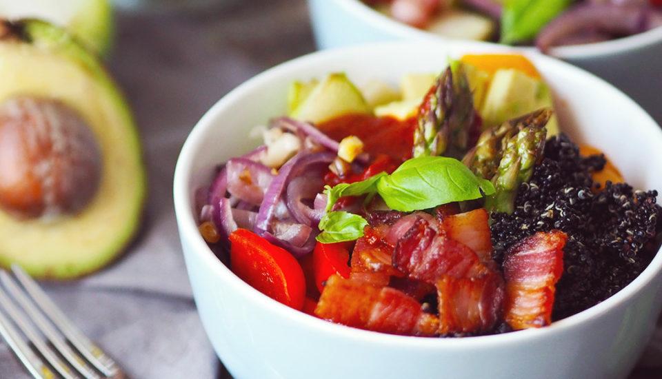 """Šalátový trend: poznáte """"buddha bowl""""? Máme pre vás recept"""
