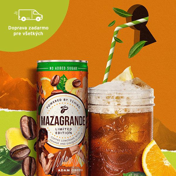 Osviežujúci nápoj Mazagrande