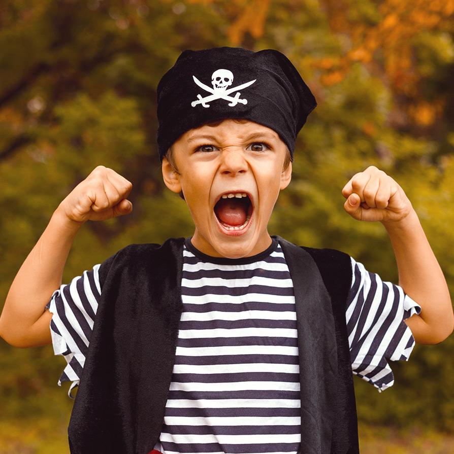 Pirátsky týždeň pre deti