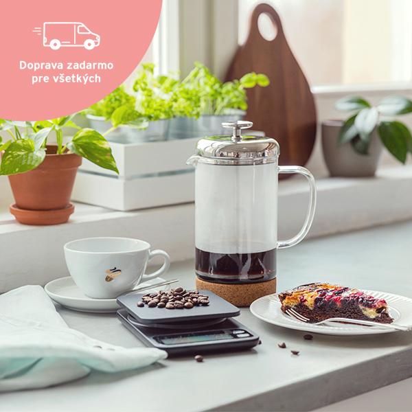 Pripravte si kdezertu skvelú kávu