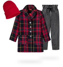 Jesenná móda pre deti