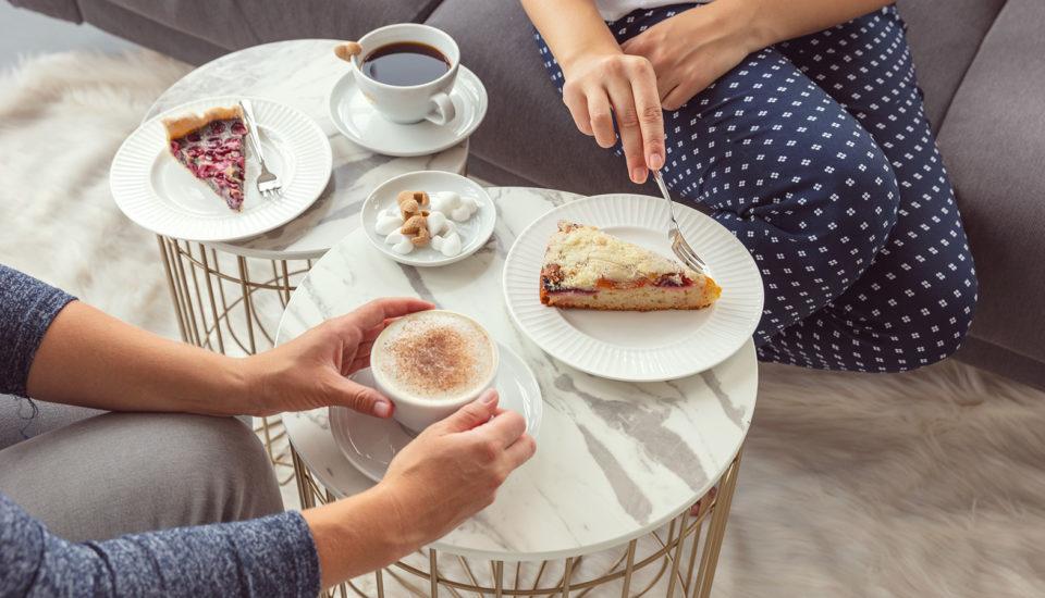 Potešte návštevu perfektnou kávou