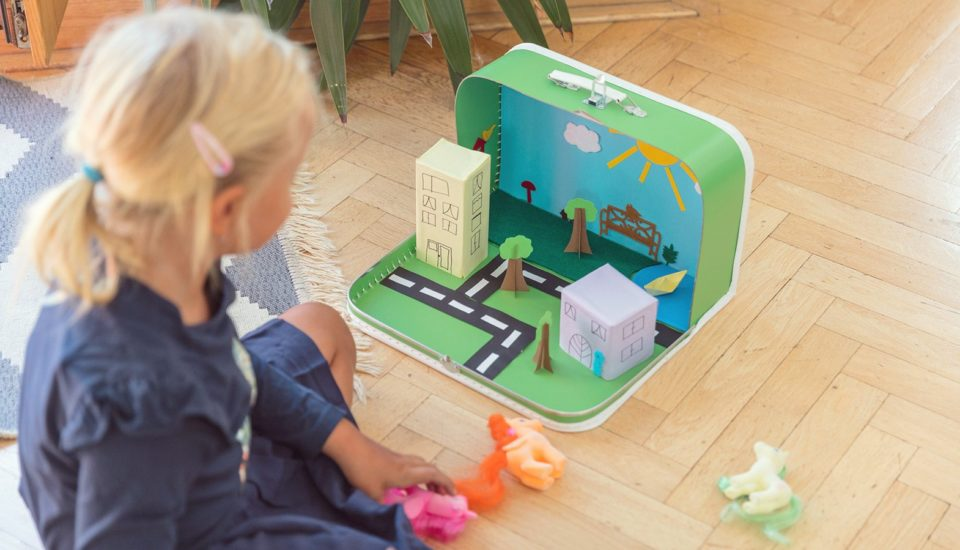 Dokonalá hračka: vyrobte minisvet vkufríku