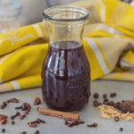 Prevoňajte si kávu perníčkovým sirupom