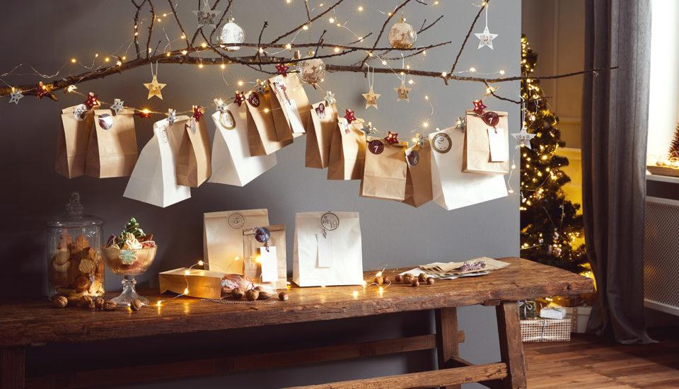 Adventný kalendár, zktorého nepriberiete ani deko, ale zato vás naladí na Vianoce