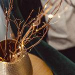 10 nápadov na dekorácie zo svetelných reťazí