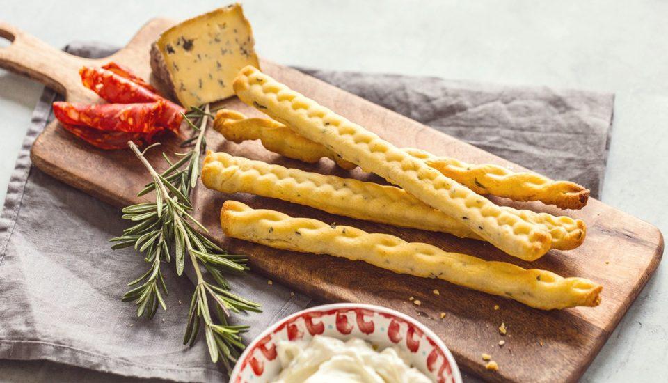 Domáce tyčinky svôňou Talianska – tie musíte ochutnať
