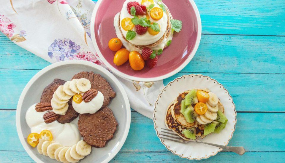 Kráľovské nedeľňajšie raňajky s3 neobvyklými druhmi lievancov