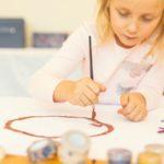 O detskej kreativite advoch prístupoch kmaľovaniu