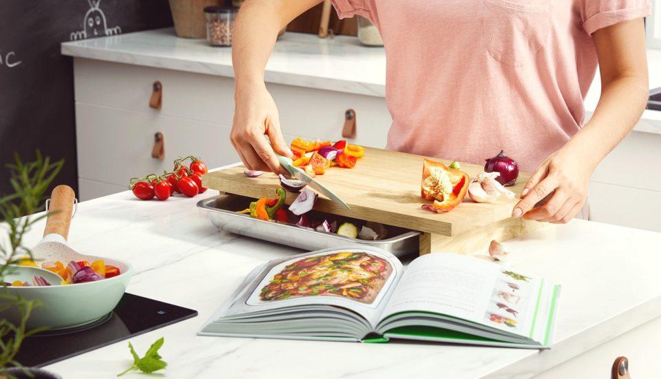 Naučte sa krájať zeleninu ako profi kuchári
