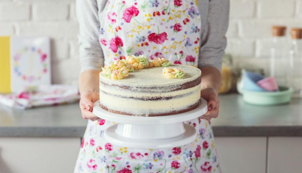 Pečenie torty pre začiatočníkov