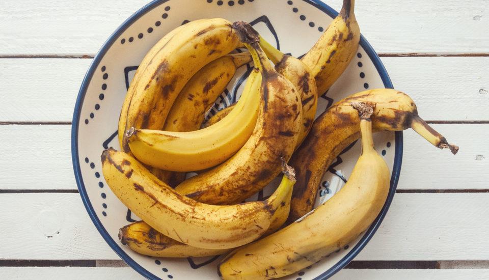 Tri sladké recepty, sktorými spracujete prezreté banány