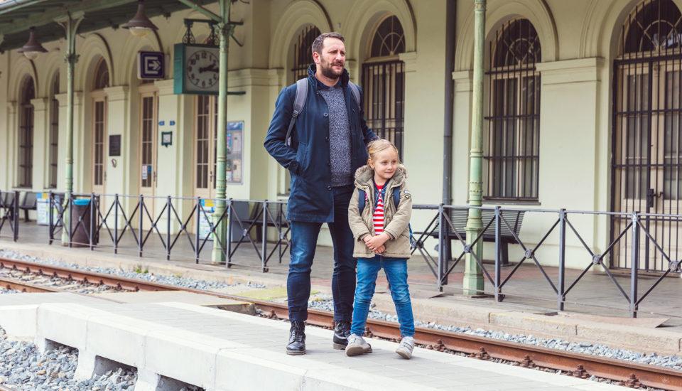 6 hier pre deti na krátke aj dlhé cesty vlakom