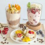 3 letné tvarohové dezerty sladké len od ovocia