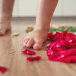 Pripravte deťom aj sebe bosú dráhu – chodidlá sa vám poďakujú