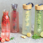 Pripravte si domáce limonády bez pridaného cukru